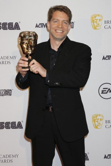 The BAFTA for Best Game was won by Destiny