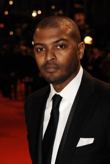 Winner of last year's Orange Rising Star award Noel Clarke (BAFTA/Richard Kendal).
