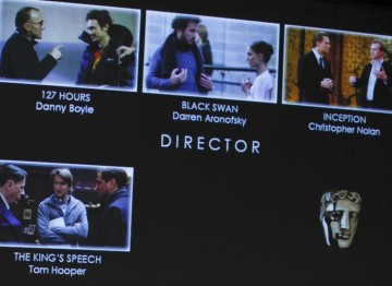 Nominees in the Director Category for 2011.