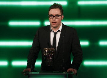 The Join Me and Yes Man writer started his career writing video game reviews and has recently featured in the Assassin's Creed series. (Pic: BAFTA/Brian Ritchie)