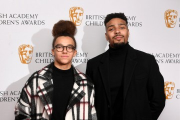 British Academy Children's Awards 2017 Red Carpet
