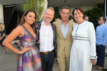 BAFTA Los Angeles + BBC America TV Tea Party Sponsored by Jaguar Land Rover