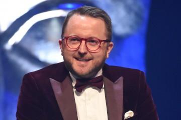 BAFTA Cymru Awards, Ceremony, Cardiff, Wales, UK - 02 Oct 2016