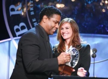 Denzel Washington and Julia Roberts