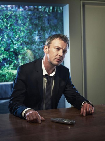 "John Simm photographed for ""Drama Ties"", a photographic essay printed in the 2011 Television Awards programme."