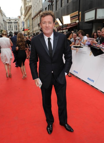 Britain's Got Talent judge Piers Morgan (BAFTA/Richard Kendal).