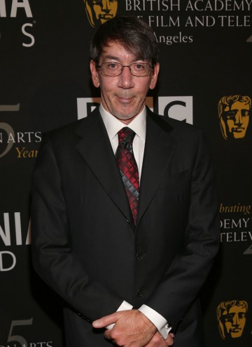 Games legend Will Wright, who received the Albert R. Broccoli Britannia Award for Worldwide Contribution to Entertainment.