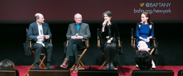 Brian Rose, Jim Broadbent, Harriet Walter, Michelle Dockery