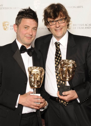 BBC One/Power, winners of Visual Effects Award for The Day of the Triffids
