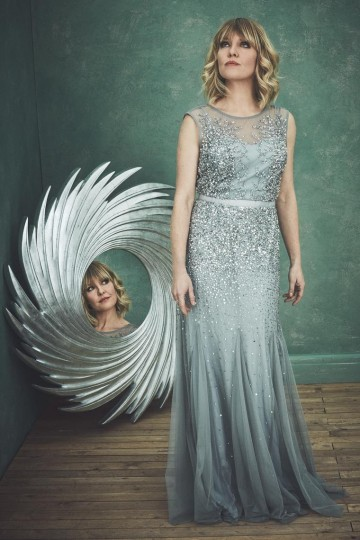 House of Fraser British Academy Television Awards brochure shoot 2016