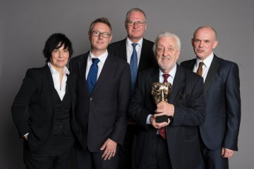 The Pre-School Live Action category at the British Academy Children's Awards in 2014, presented by Texas star Sharleen Spiteri, was won by Old Jack's Boat, starring Bernard Cribbins