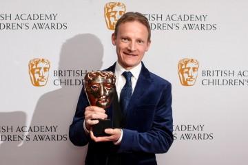 BAFTA Children's Awards - Press Room, London, UK - 26 Nov 2017