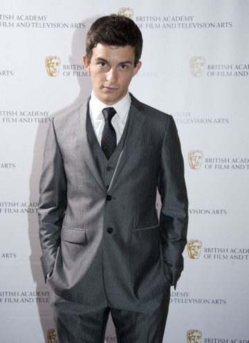 Recently seen in C4's Campus, Bailey is presenting the BAFTA for Digital Creativity tonight. (Pic: BAFTA/Chris Sharp)