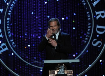 The Stanley Kubrick Britannia Award for Excellence in Film was awarded to Jeff Bridges who has played a range of memorable roles in such films as Jagged Edge, The Contender, Stay Hungry, The Big Lebowski and Crazy Heart to name just a few.