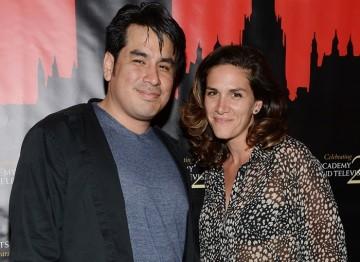 Julio Ramos and Vanessa Knutson.