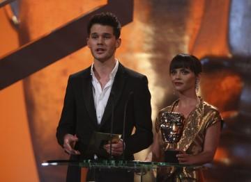 Jeremy Irvine and Christina Ricci