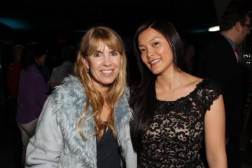 BAFTA Los Angeles Board Member Julia Verdin and Games Committee's Jennie Kong