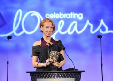 The Costume Design award went to Michele Clapton for the Channel Four period drama The Devil's Whore (BAFTA / Richard Kendal).