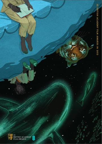 Life of Pi Brochure Cover - 2013