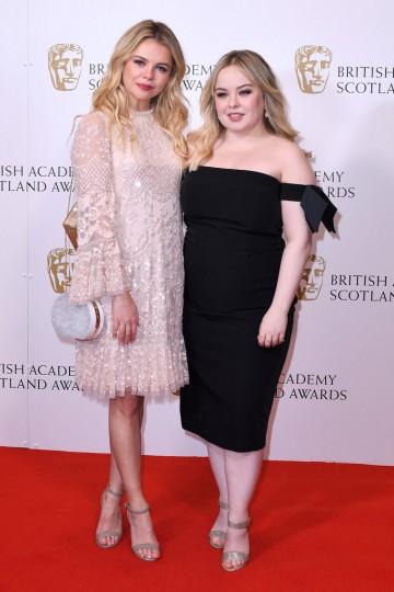 Saoirse-Monica Jackson and Nicola Coughlan