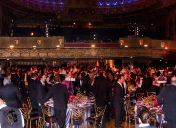 An impressive crowd of Hollywood A-Listers and industry professionals attended the event showcasing emerging British talent to the US industry