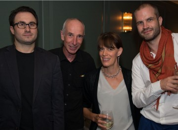 """Brits to Watch: The Screenings"" Showing of ""The Selfish Giant"" at Soho House, Manhattan with writer/director Clio Barnard"
