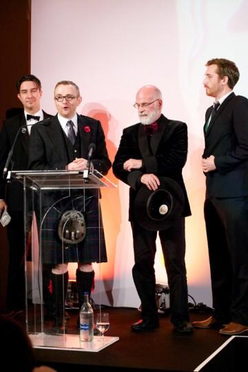 KEO Films and Terry Pratchett