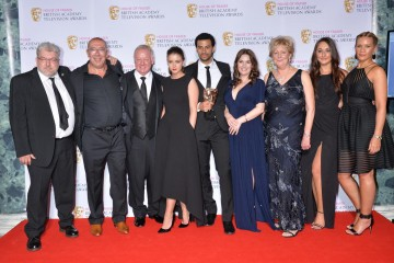 The BAFTA for Soap and Continuing Drama in 2015 was presented to Coronation Street.