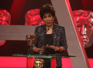 The venerated broadaster Moira Stewart goes over the nominations in the News Coverage category.