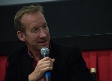 Producer Andrew Eaton