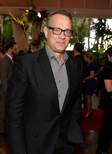 Tom Hanks on the red carpet at the BAFTA LA 2014 Awards Season Tea Party.