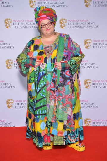 The BAFTA for Single Documentary in 2015 was presented by Camila Batmanghelidjh to The Paedophile Hunter.