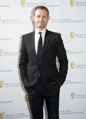 The star of The Tudors and Coronation Street arrives to present the Visual Effects BAFTA. (Pic: BAFTA/Chris Sharp)