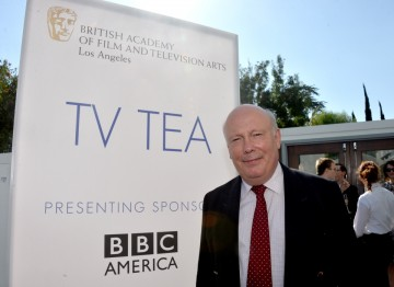 Screenwriter Julian Fellowes