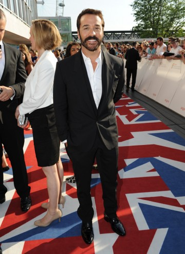 Entourage's Ari Gold will present the Entertainment Programme award alongside Katherine Kelly. He wears a Dolce and Gabbana suit.