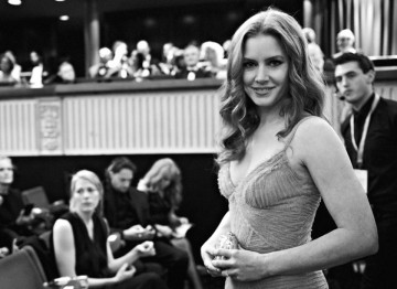 Amy Adams at the 2011 Film Awards