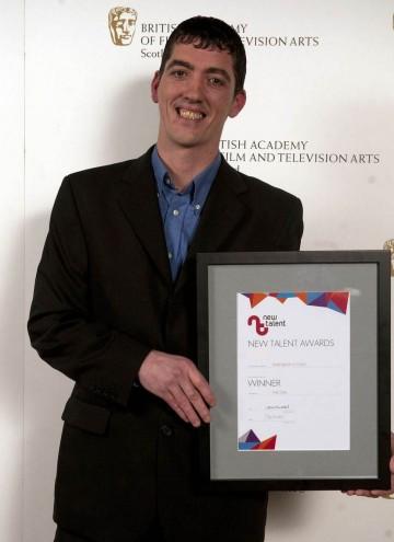 Winner for Factual: Everybody's Child, Garry Fraser
