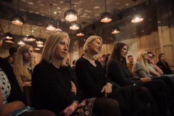 Event: Masterclass: The UndateablesDate: Monday 9 October 2017Venue: The Corinthian Club, Glasgow