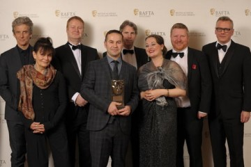 Andy Murray, Fiona MacDonald, Stephen Bennett, Stephen McGinty, Kirsten McKenzie, Mick McAvoy & Francis MacDonald (Single Documentary) with citation reader Peter Capaldi