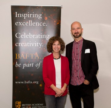 Winner of the BAFTA New York Scholarship