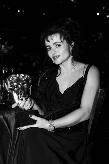 Helena Bonham Carter at the 2011 Film Awards
