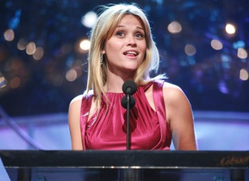 Presenter Reese Witherspoon