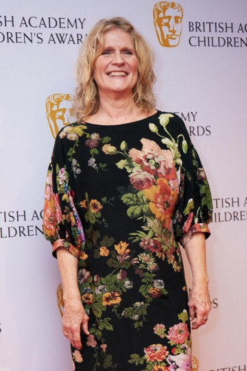 Jocelyn Stevenson at the BAFTA Children's Awards 2015 at the Roundhouse on 22 November 2015
