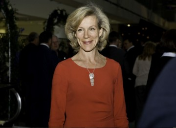 Juliet Stevenson, Leading Actress nominee for BBC One drama Accused. (Pic: BAFTA/Alexandra Thompson)