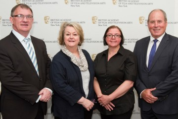 Sponsors from Cardiff Business Council and Welsh Government/Visit Wales