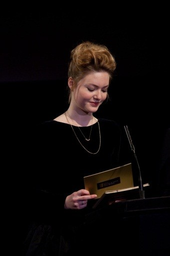 Holliday Grainger announces this year's nominations.
