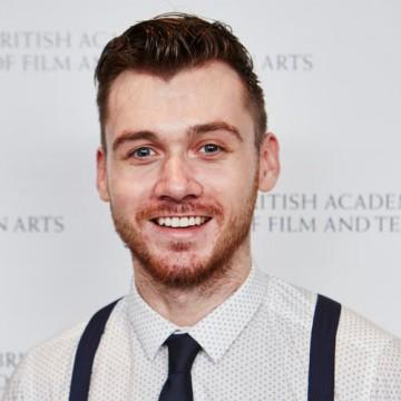 BAFTA Scholarship recipient in 2015