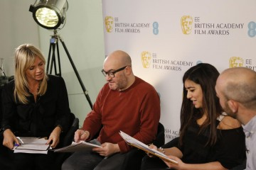 Zoë Ball discusses the 2015 EE British Academy Film Awards nominations with film critics; Matt Risley, Boyd Hilton and Rhianna Dhillon.