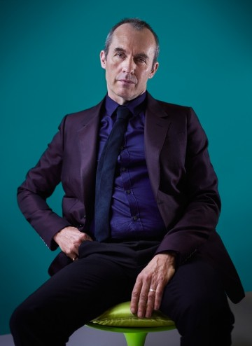 Television Awards Photo Shoot 2014: Stephen Dillane