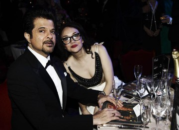 Anil Kapoor at the 2010 Film Awards
